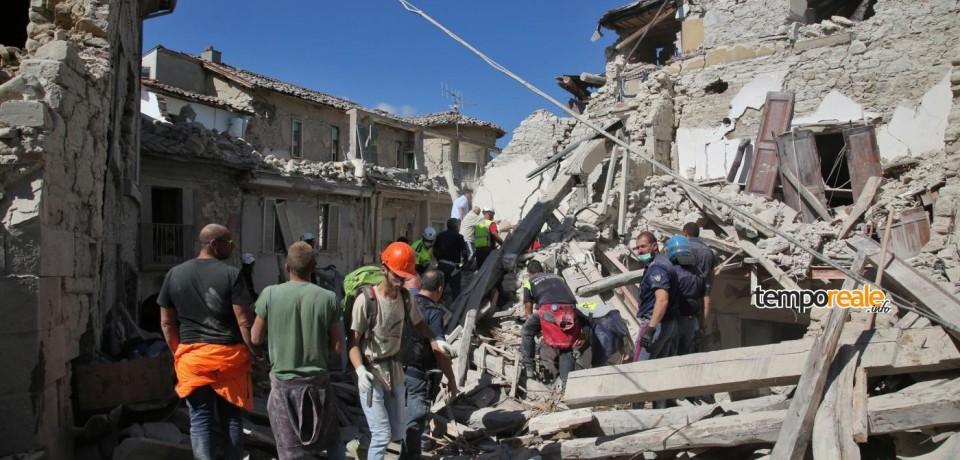 Formia / Terremoto, conclusa la prima raccolta dai volontari della Salamandra