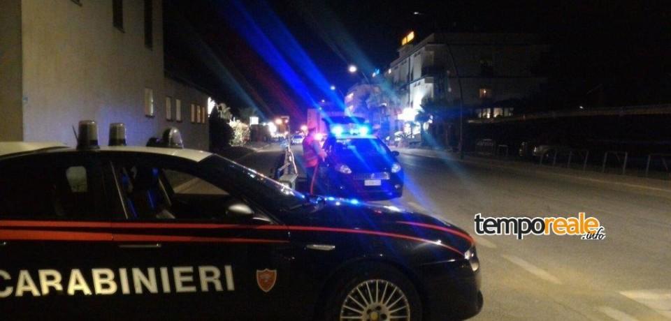 Cassino / Aggredisce i carabinieri, arrestato 25enne