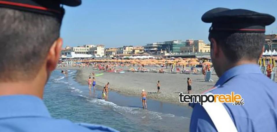 Formia / Individuato autore di furti in spiaggia: denunciato 20enne di Napoli