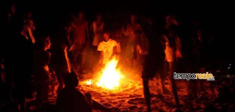 Gaeta / Niente falò, bivacchi né feste danzanti sulla spiaggia la notte di Ferragosto