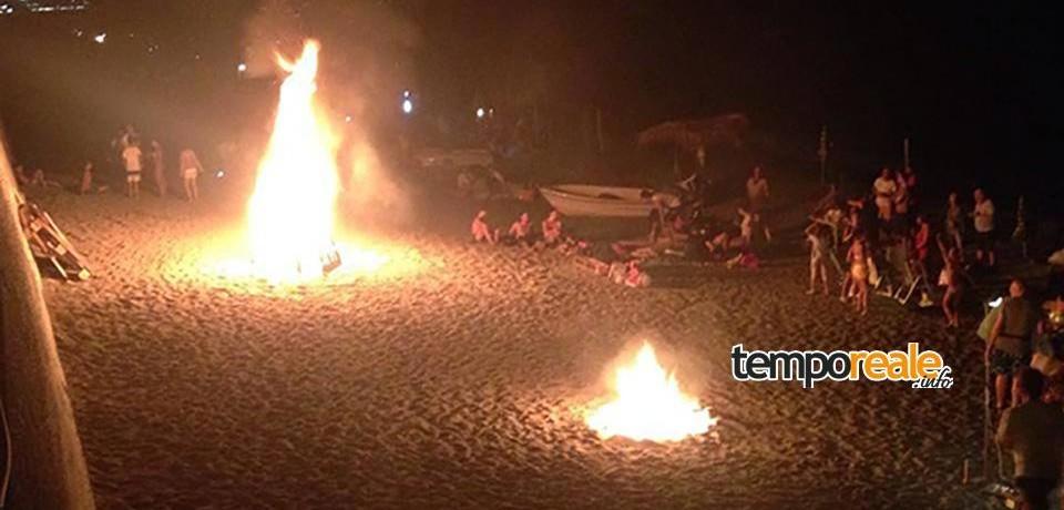 Gaeta / Vietati falò, bivacchi e feste danzanti sulla spiaggia la notte di Ferragosto