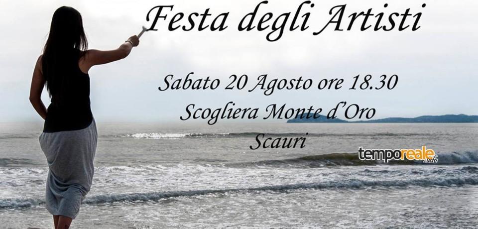 Minturno / Al via la 6^ edizione della Festa degli Artisti