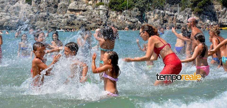 Blu Tour, giochi e divertimento sulle spiagge del Golfo con Radio Spazio Blu