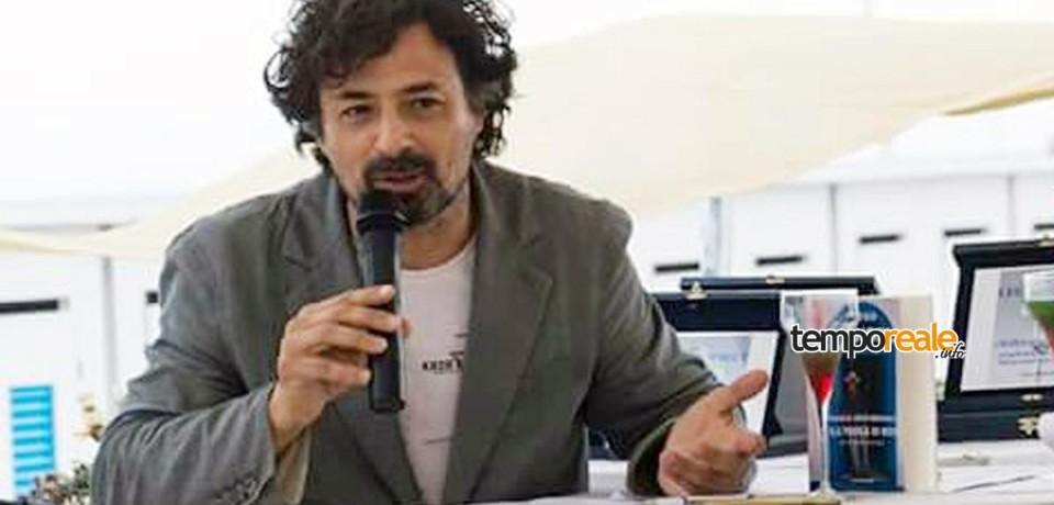 """Minturno / Gian Luca Campagna presenta il romanzo """"Finis Terrae"""" al Mary Rock di Scauri"""