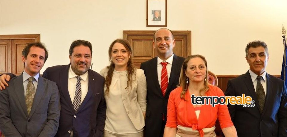 Minturno / Il sindaco Stefanelli riassegna le deleghe agli assessori