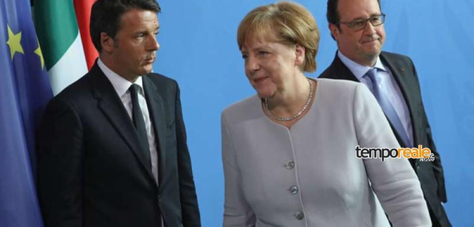 Ventotene blindata per il vertice internazionale tra Renzi, Merkel e Hollande