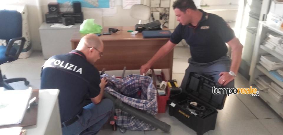 Formia / Furti a Gianola, restituiti gli oggetti recuperati dalla Polizia