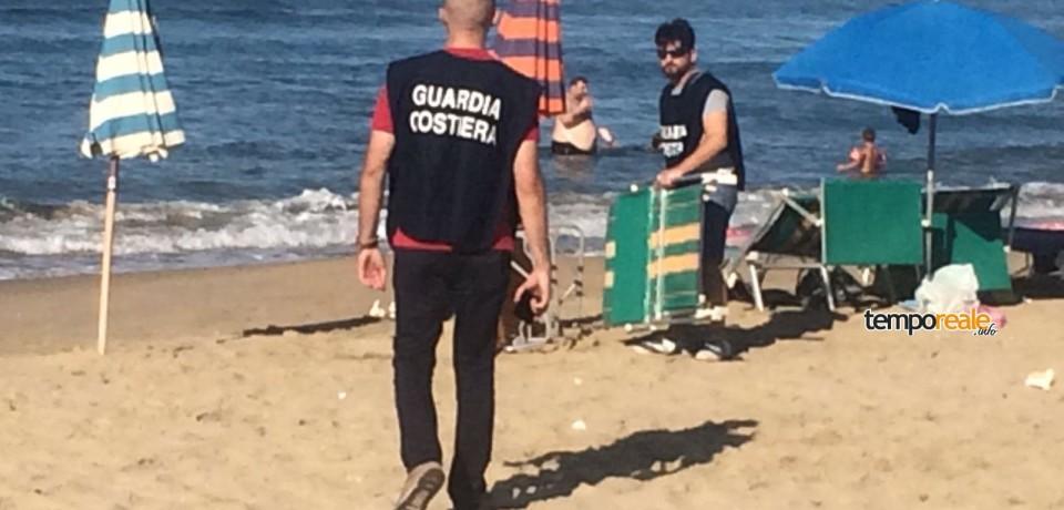 Gaeta e Ventotene / Abusiva occupazione di pubblico demanio marittimo, interviene la Guardia Costiera