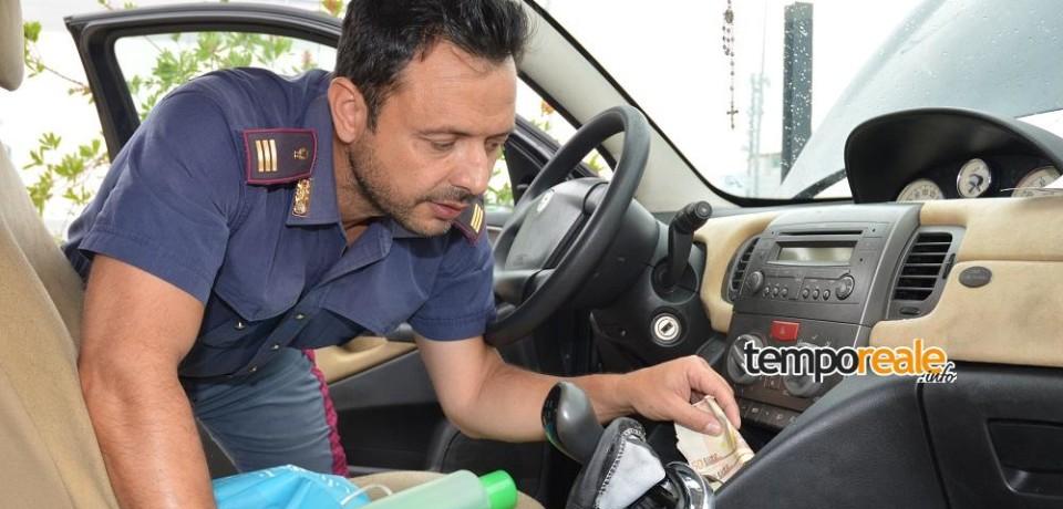 Cassino / Arrestati due campani per possesso di banconote false