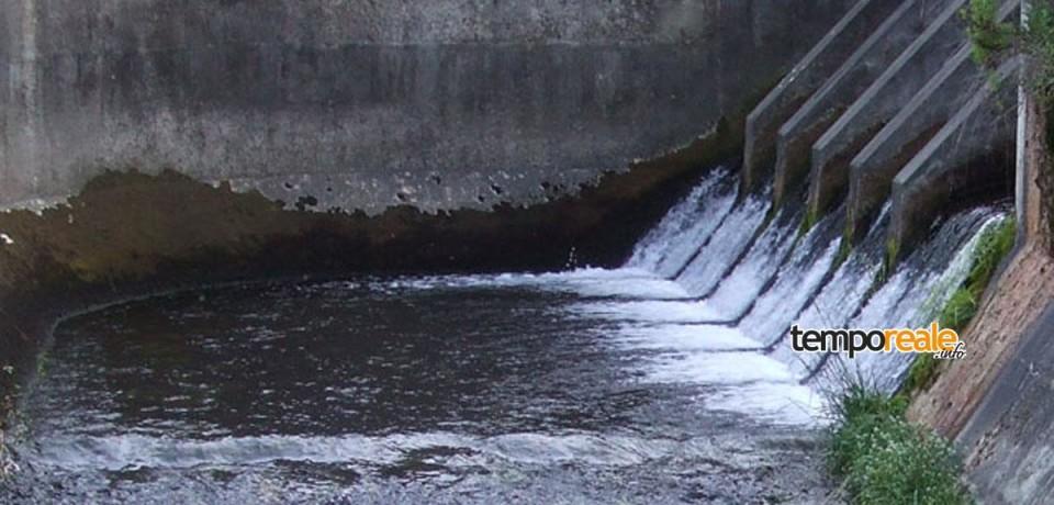 Sud pontino: esondazioni Rio Capodacqua e Rio Santa Croce all'odg in consiglio provinciale