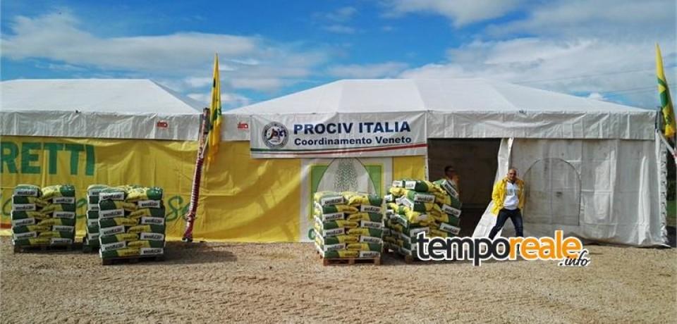 Terremoto Amatrice, Coldiretti consegna il primo modulo abitativo per gli allevatori