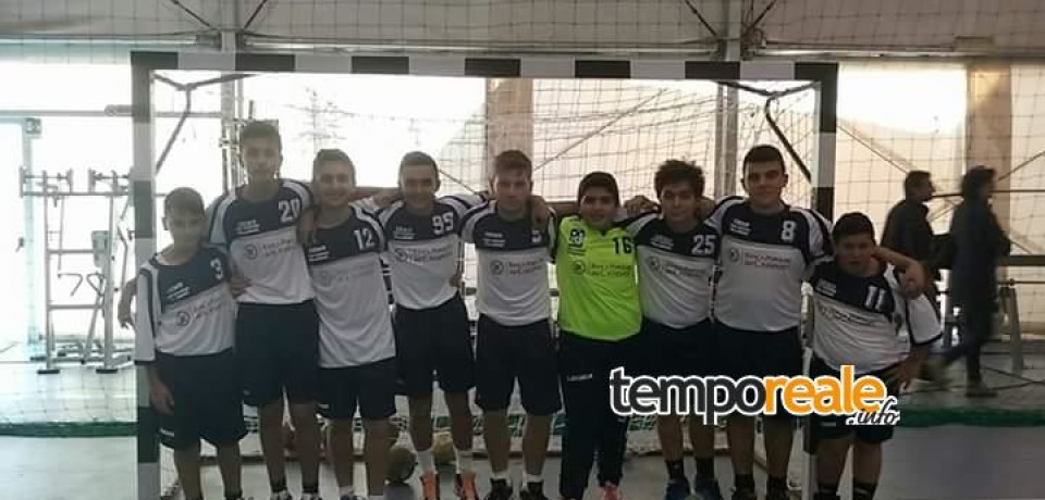 Handball / Il CUS Cassino chiude al 6° posto al Torneo Chianti
