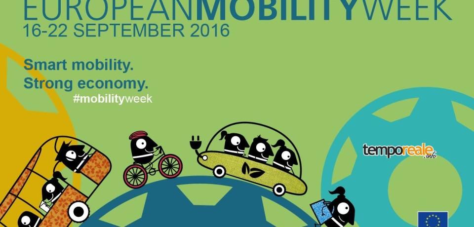 """Terracina / Legambiente aderisce alla Settimana della Mobilità Sostenibile """"European Mobility Week 2016"""""""
