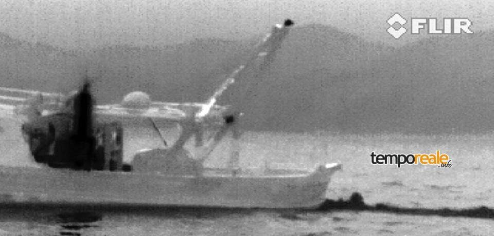 Pesca irregolare tra Gaeta e Sperlonga, sanzione da quattromila euro