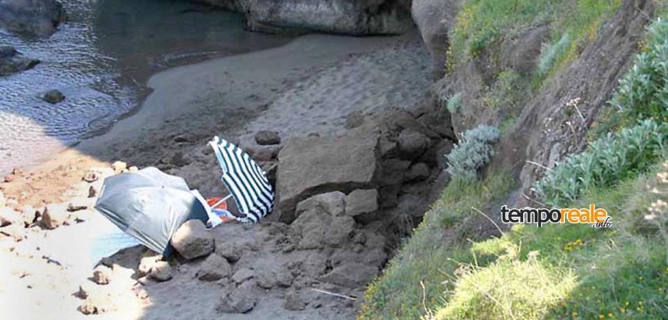 Ventotene / Crollo a Cala Rossano, slitta il processo in appello
