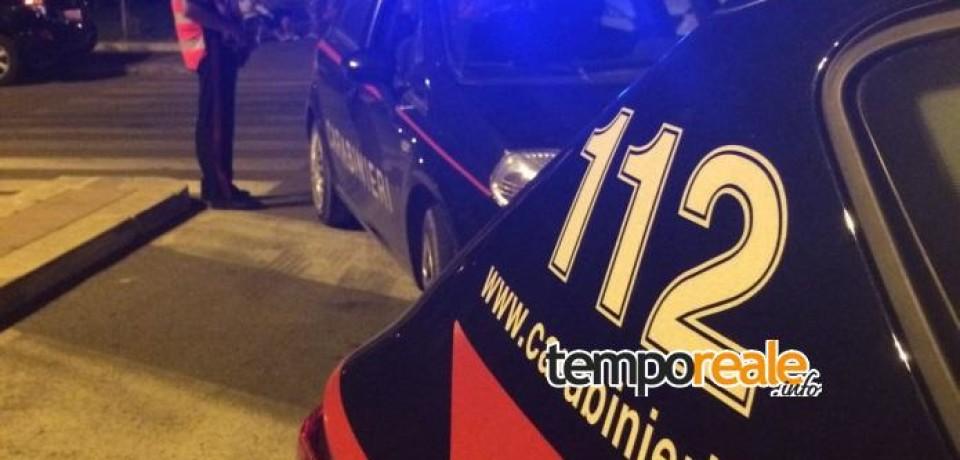 Ferentino / Sequestrati dai carabinieri due kg di marijuana, un arresto