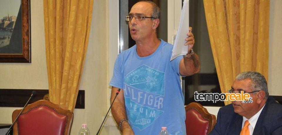 """Gaeta / """"Pioggia di debiti"""", la denuncia del consigliere Giuseppe Matarazzo (video)"""