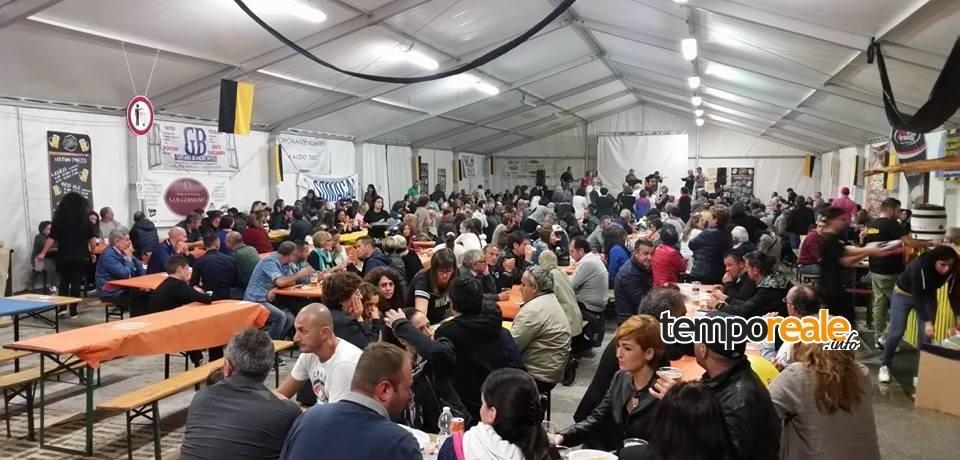 Piedimonte Beer Festival, grande successo di pubblico tra birra, cibo, musica e divertimento
