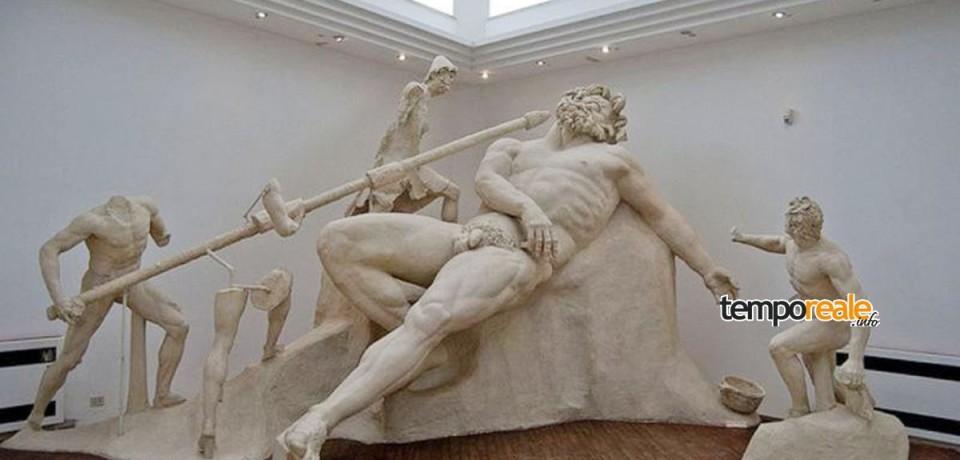 Sperlonga / Odissea itinerante al Museo mercoledì 16 novembre