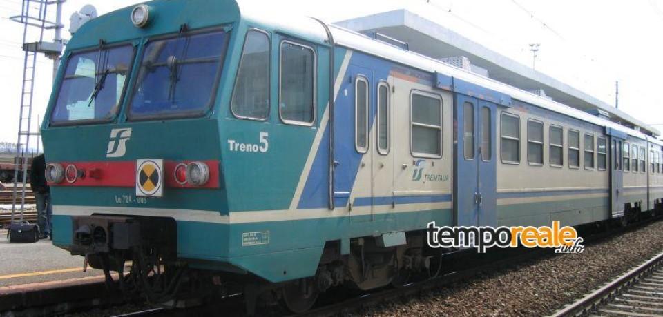 Scauri / Spacciatore sul treno, denunciato dalla polizia