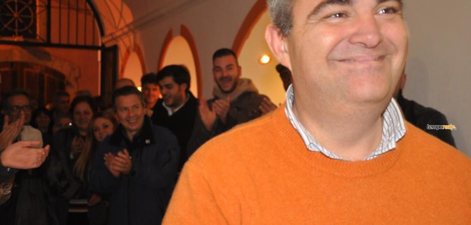 Gaeta / Il candidato a sindaco Luigi Passerino anticipa la squadra di governo