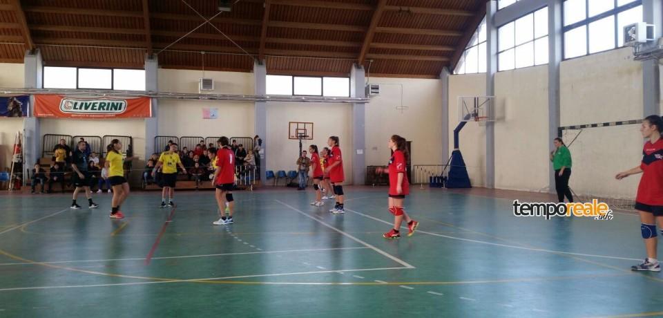 Pallamano / Grande vittoria per le ragazze dell'HC Fondi Handball