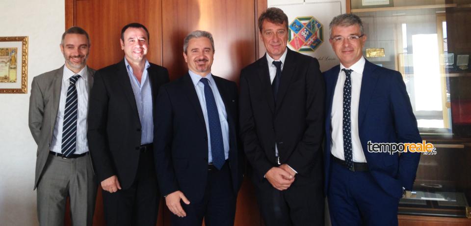 Fondi / Siglata convenzione tra Banca Popolare di Fondi e Confcommercio Lazio Sud