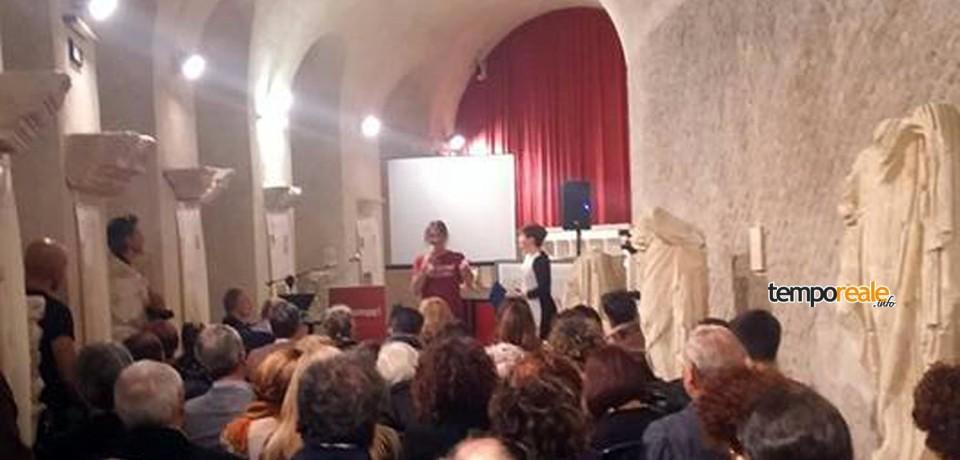"""Minturno / Presentata la terza edizione del Premio """"Il Bicicletterario"""""""