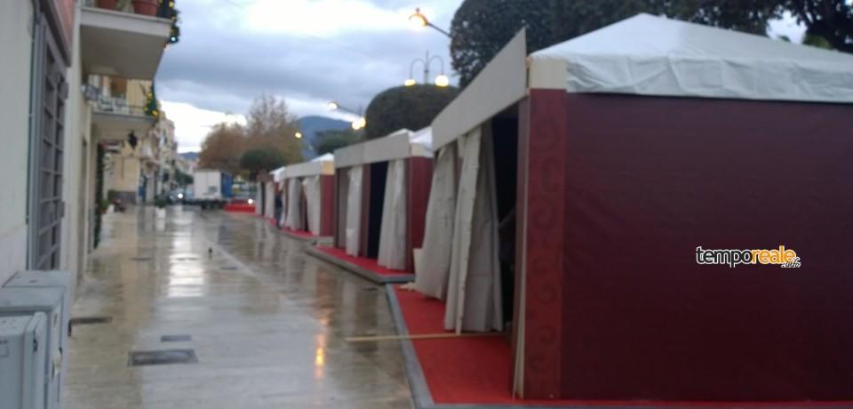 Gaeta / In piazza Bonomo torna il Mercatino di Natale