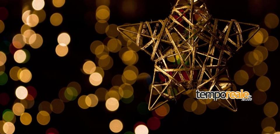 Si accende il Natale a Formia