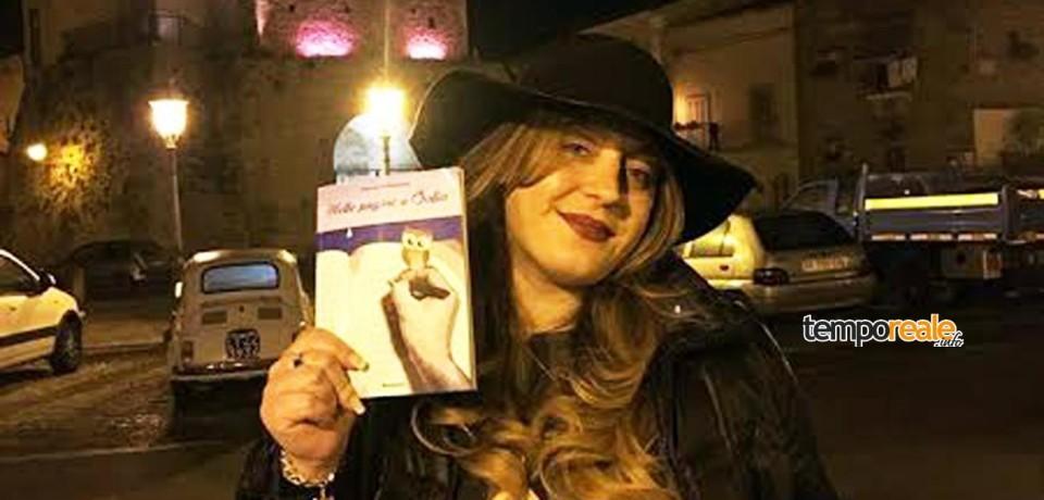 """Formia in Giallo, Antonia De Francesco vince con il romanzo d'esordio """"Nelle pagine di Sofia"""""""
