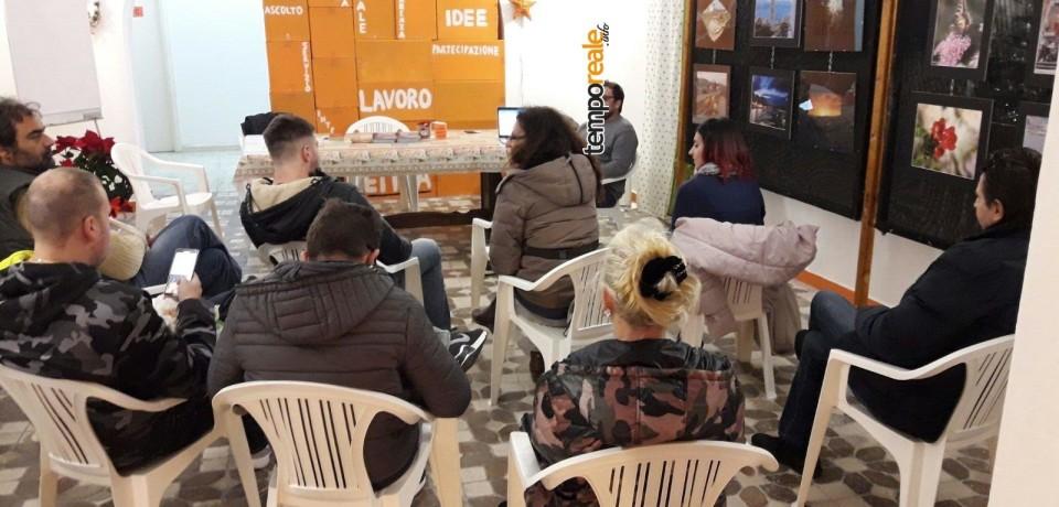 Gaeta / Nella sede di Passerino si parla di start up