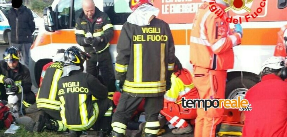 Cisterna di Latina / Incidente mortale sull'Appia