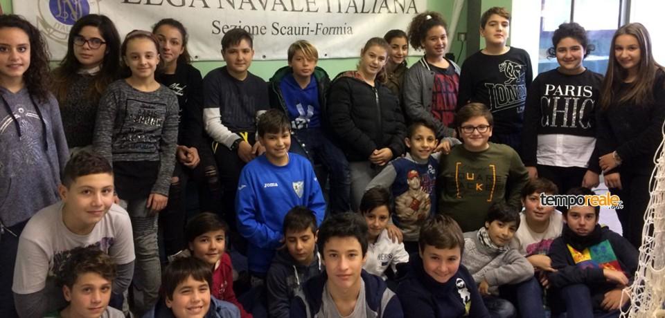Minturno / Convegno sulla Bandiera Blu: Comune, Scuola e Lega Navale per i giovani, la vela e l'ambiente