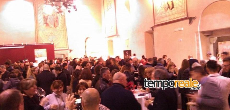 Fondi / Brunello a Palazzo, un trionfo di gusto e cultura enogastronomica