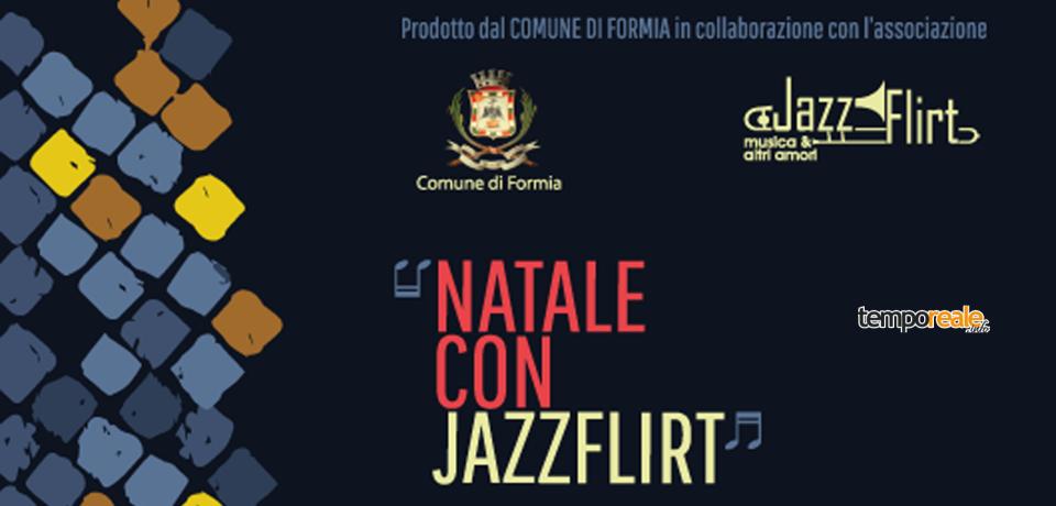 Formia / Natale con Jazzflirt, il programma dei concerti