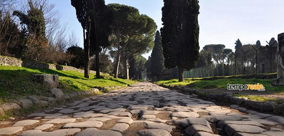 Terracina / Summit sul Piano d'Azione per la valorizzazione dell'Appia Regina Viarum