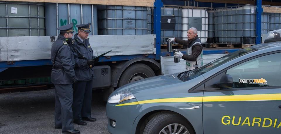 Aprilia / Scoperto vasto traffico di gasolio di contrabbando