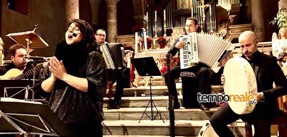 """Formia / Befana nel segno della musica popolare. Nella Chiesa di Sant'Erasmo il concerto di """"Ritmi briganti"""""""