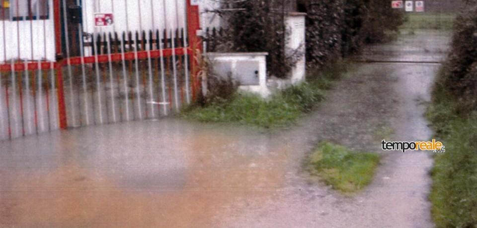 Formia / Allagamenti in Via Passaturo a Gianola, la rabbia dei residenti