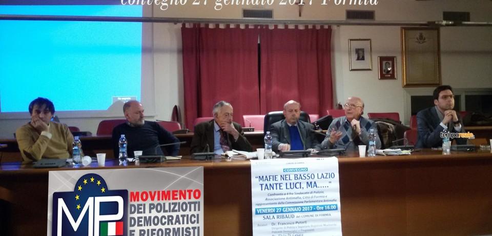 Gaeta / Supercommissariato e Dda, l'appello al ministro Minniti dell'associazione Caponnetto