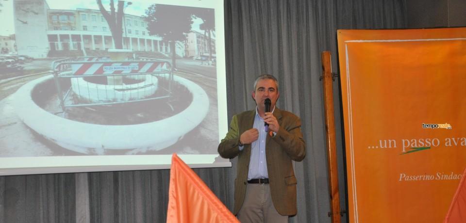 Gaeta / Ecco il patto con gli elettori di Luigi Passerino, a tre mesi dal voto è l'unico