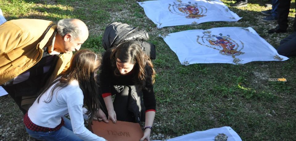 Gaeta / Ecco il monumento della memoria borbonica, Pino Aprile lancia la giornata nazionale