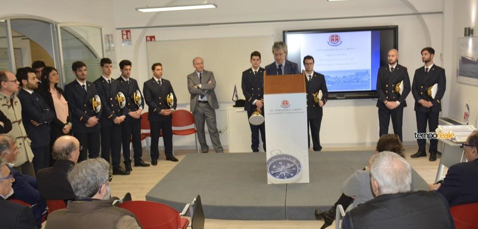 Gaeta / Its Fondazione Caboto, consegnati 41 diplomi