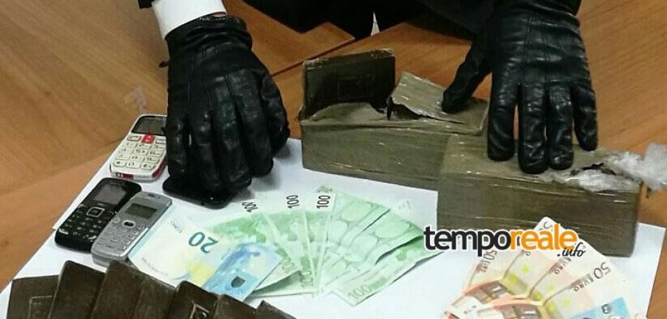Minturno / Dal sud pontino in trasferta a Napoli per rifornirsi di droga, tre arresti