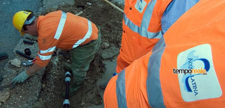 Formia / Pozzo ai 25 Ponti, lunedì partono i lavori per l'allaccio alla rete idrica comunale