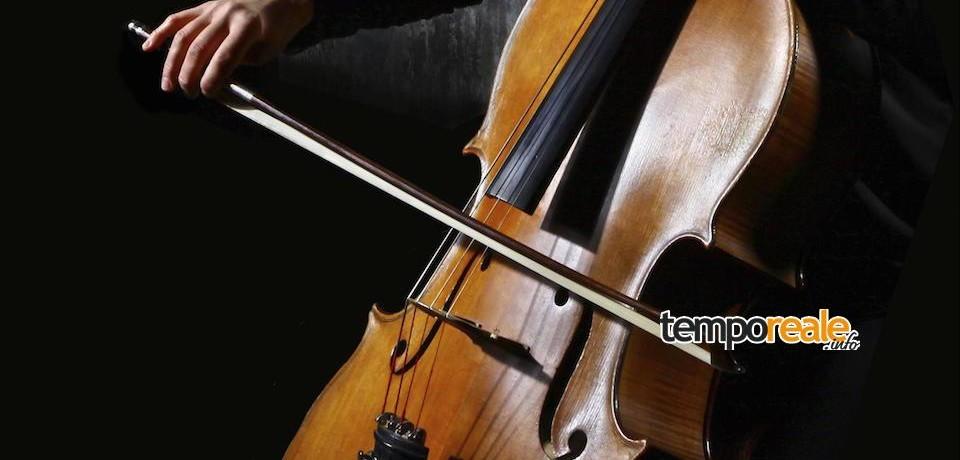I migliori violoncellisti al mondo si sfidano a Fondi dal 13 al 19 febbraio
