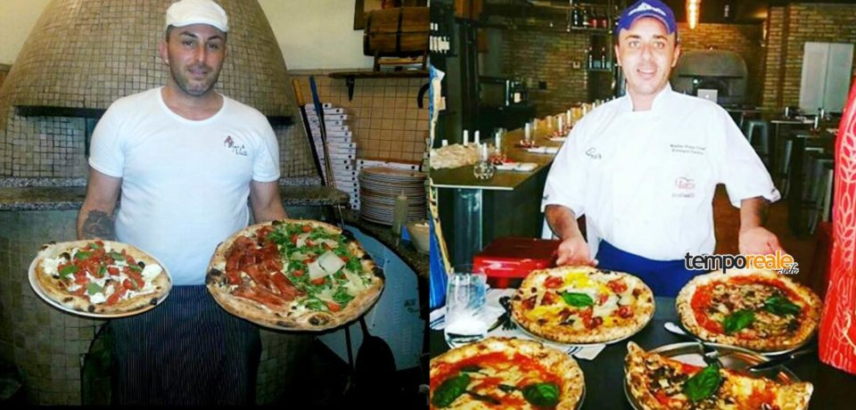 """Formia / Farina, fatica e passione: due formiani al """"Pizza Expo"""" di Las Vegas"""