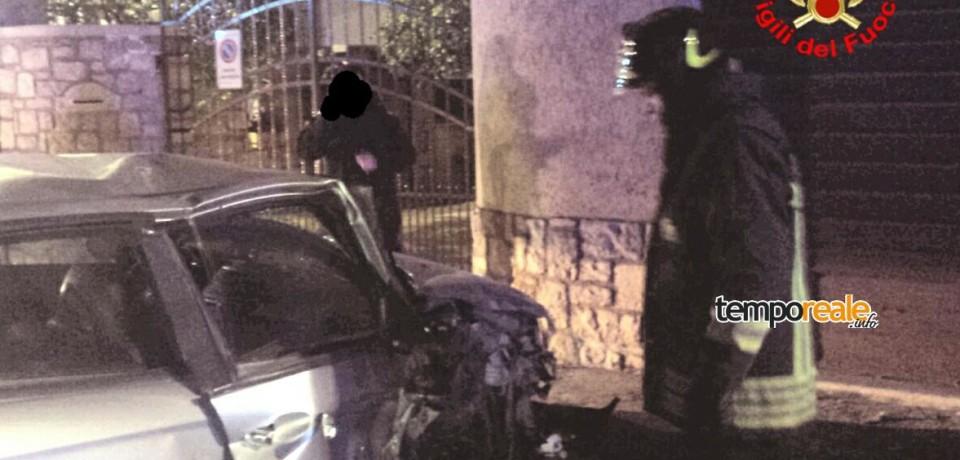 Fondi / Coinvolto in un incidente stradale, guidava nonostante la patente ritirata