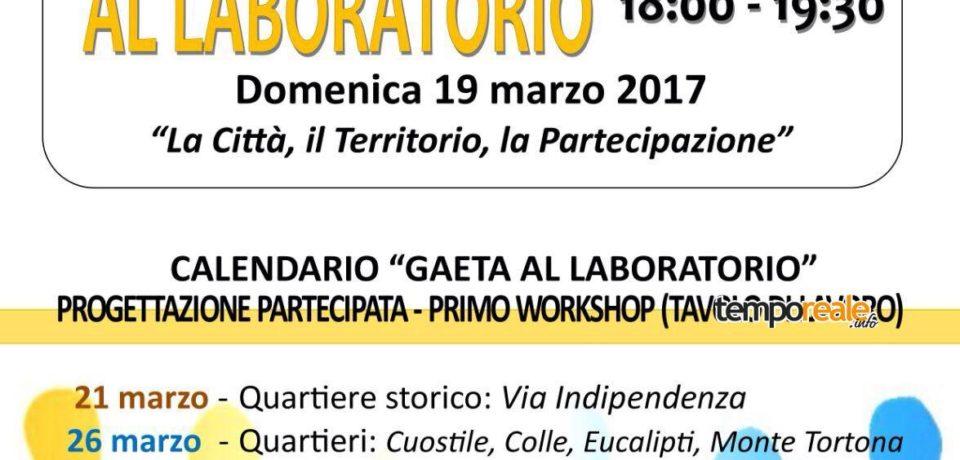 Gaeta / Continua il viaggio per il quartieri di Luigi Passerino e Coalizione della Città
